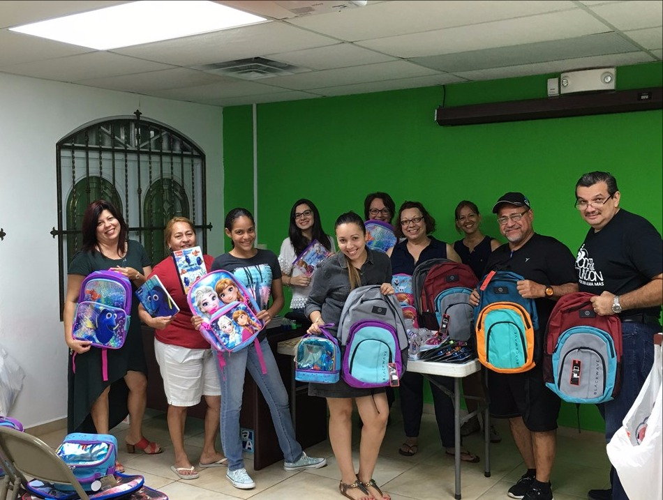 Back to School - Iglesia de Dios M.B. Yahdai