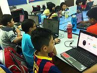 Computer at Esol Homeschool