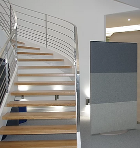Stand Up Acoustic Panel