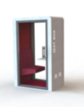 Seatbox 3D visual