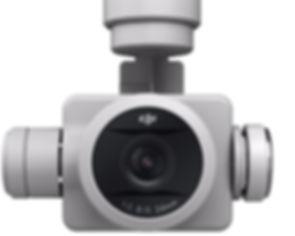 DJI Phantom 4 PRO - videocamera