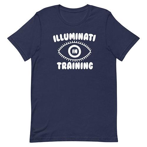 Illuminati In Training Tee