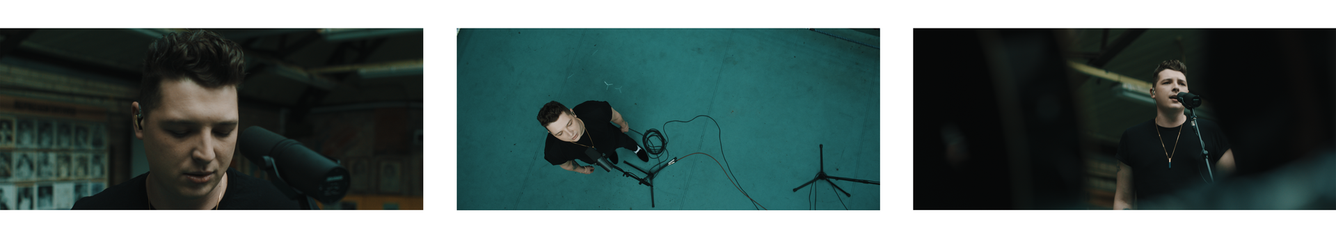 John Newman - Fire in Me (Acoustic)