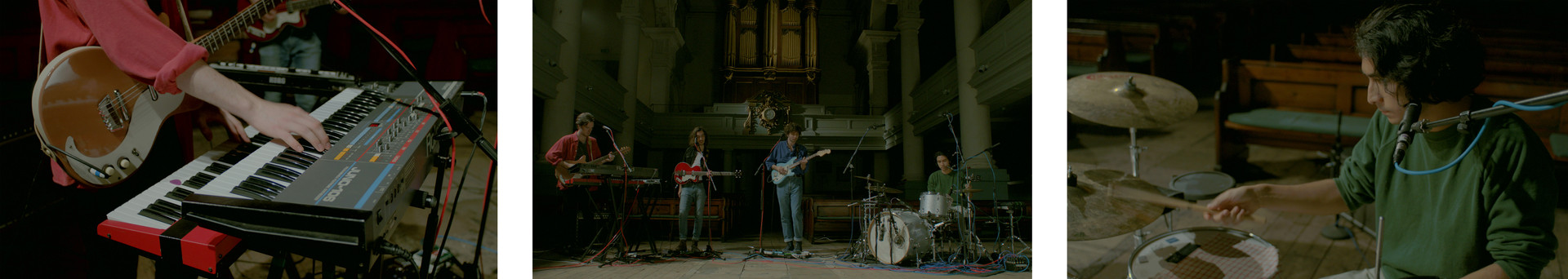 Flyte - Church Sessions