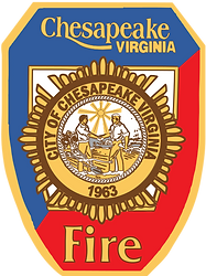 Chesapeake Fire logo