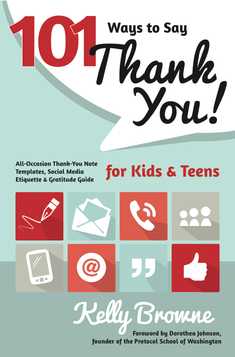 Fill-in-th-Blanks Thank You notes for Kids and Teens