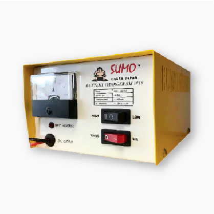 SUMO Battery Charger SM1012