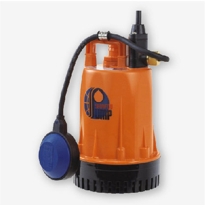 SHOWFOU Automatic Utility Pump GOLDFISH with Float Switch (for clean water)