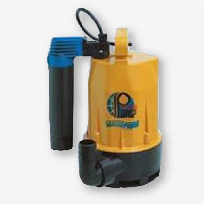 SHOWFOU Vortex Sewage Pump KINGFISH (built-in the vertical switch)