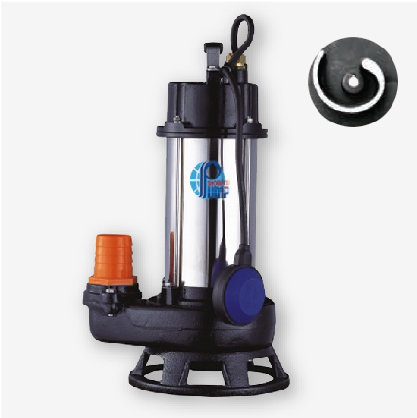SHOWFOU Automatic Sewage Pump with Float Key Switch