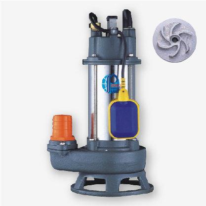 SHOWFOU Automatic Vortex Sewage Pump with Float Key Switch