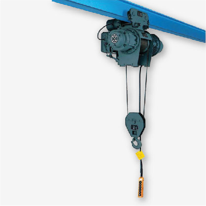 Hitachi Wire Rope Hoists