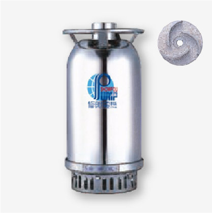 SHOWFOU Stainless Dewatering Pump