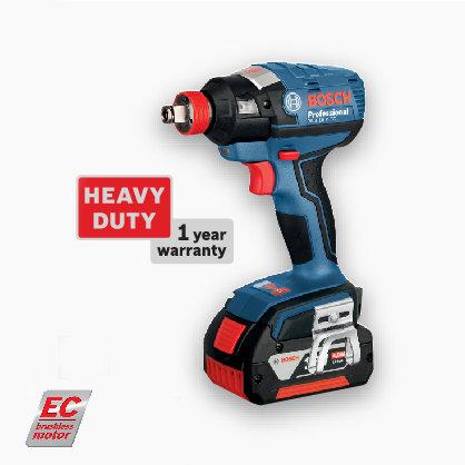 GDX 18 V-EC Cordless Impact Wrench / Driver
