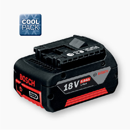 Battery Pack GBA 18V 6.0Ah