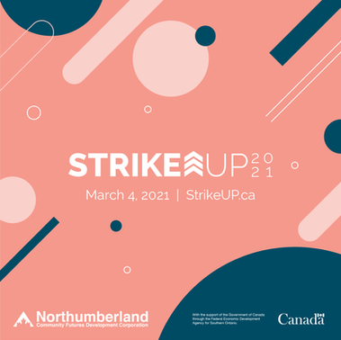 StrikeUP 2021 - A Virtual Conference to Support and Unite Women Entrepreneurs