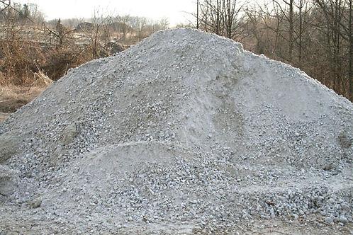 Crusher Run Stone
