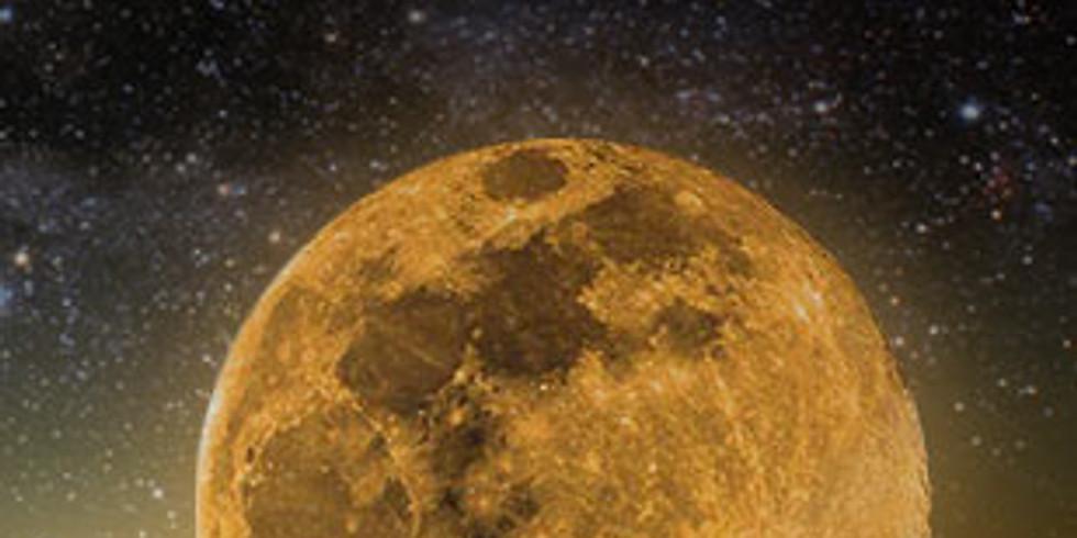 Full Moon Gathering: Harvest Moon Ceremony
