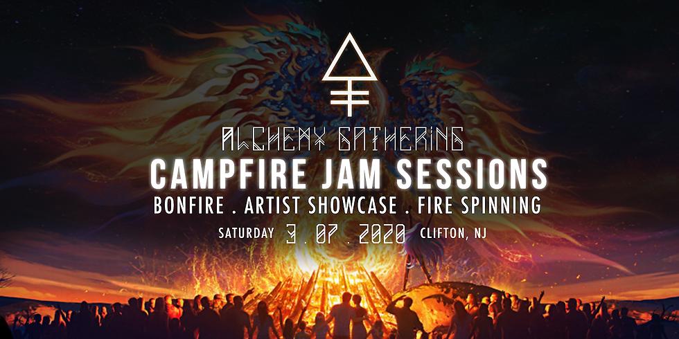 Fireside Jam Session