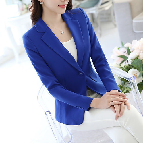 Lenlot Single Button Blazer