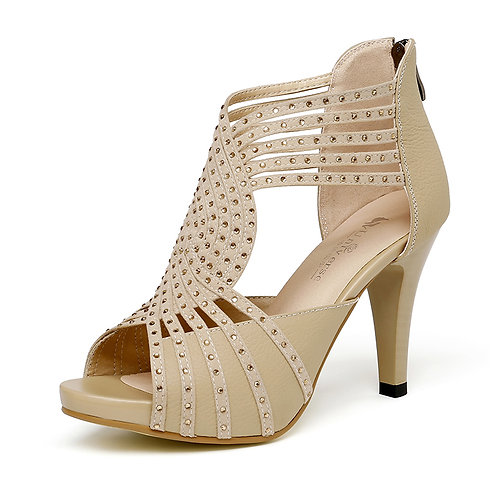 Universe High Heel Gladiator Sandal (Women)