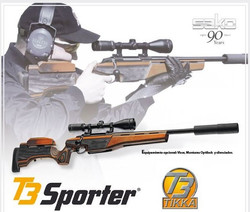 Tikka Sporter
