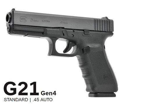 Glock 21,Cal. 45