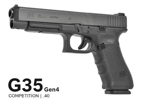 Glock 35, Cal. 40S&W