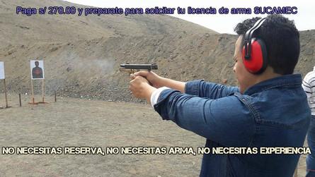 Clase Sucamec