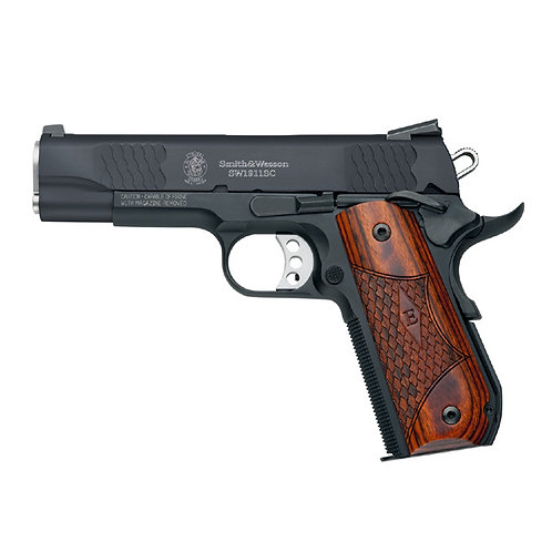 Pistola Smith & Wesson, 1911SC, calibre 45 ACP