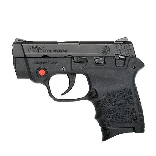 Smith & Wesson M&P 380. calibre 380 ACP, compacta