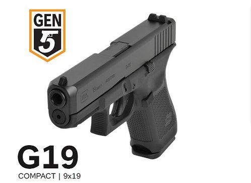 Glock 19, Cal. 9x19mm
