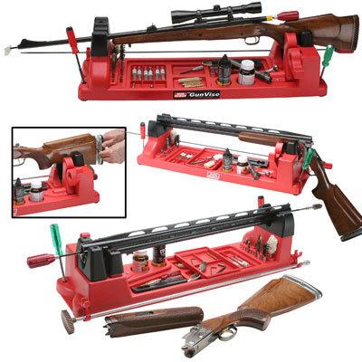 Mesa de trabajo para rifle