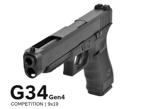 Glock 34, Cal. 9x19mm