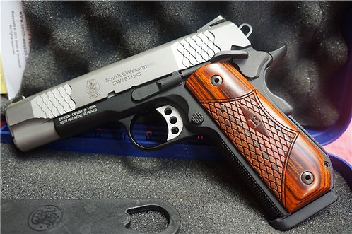 Pistola Smith&wesson sw1911sc