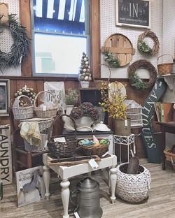 INdesign spring shop