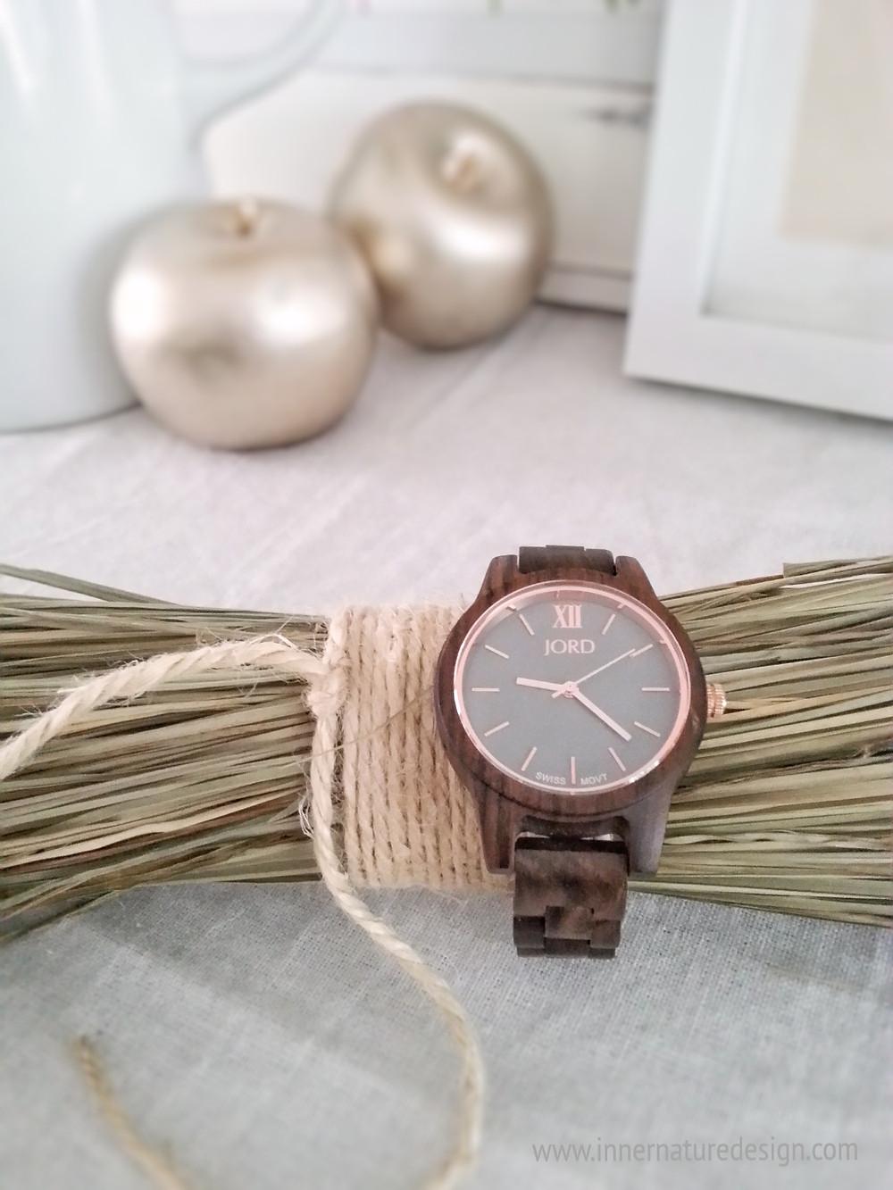 JORD Wood Watch women's watch