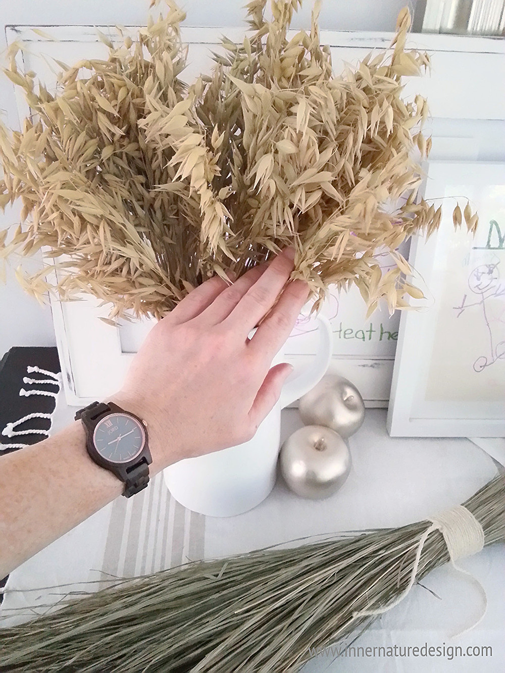 JORD Wood Watch and Inner Nature Design