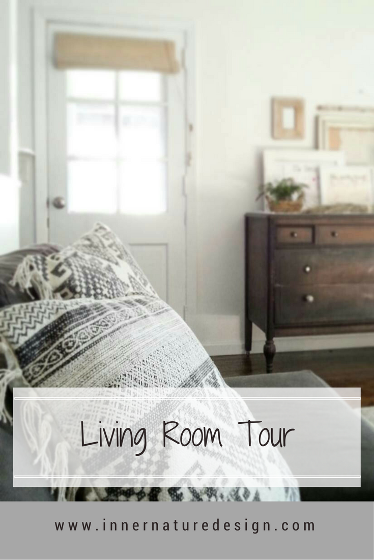 Living Room Tour
