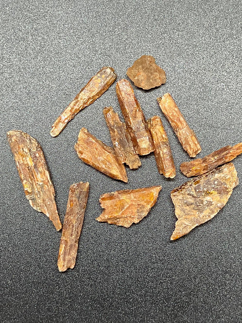 Kyanite Orange Raw