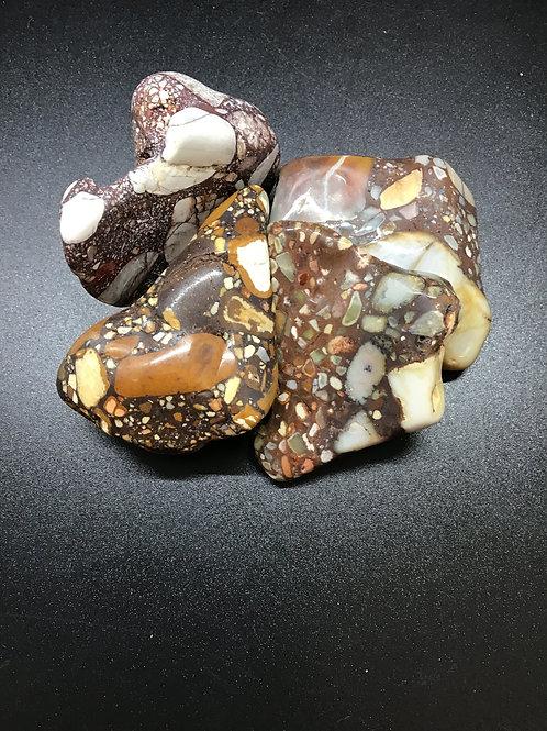 Pudding Stone Polished