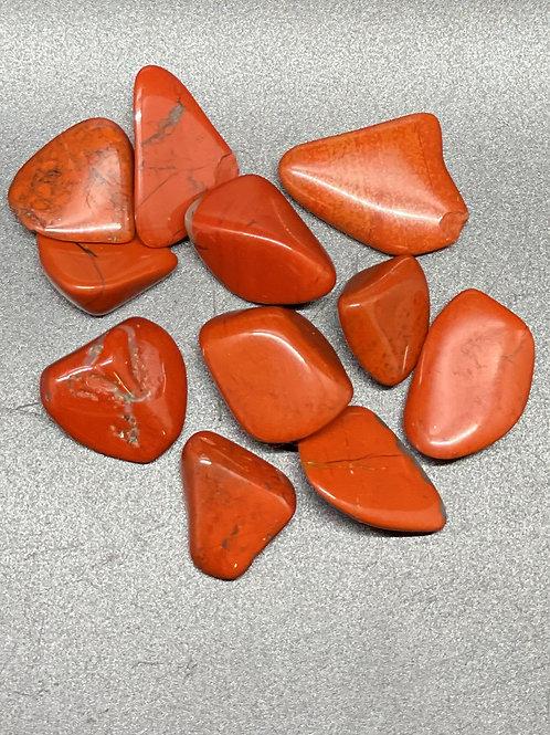 Red Jasper Polished