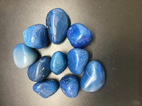 Onyx Blue Polished