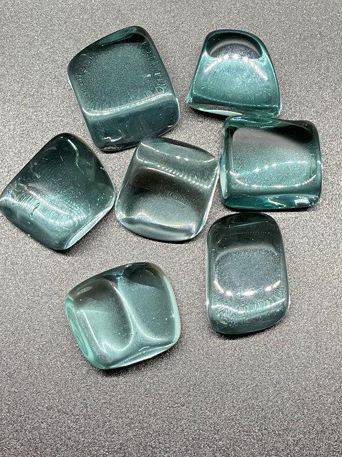 Obsidian Blue Polished