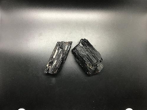 Black Tourmaline Large Raw