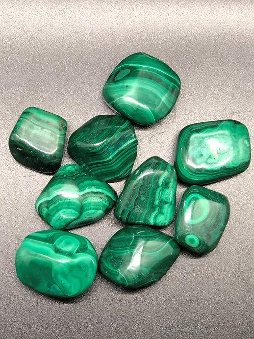 Malachite Green Polished