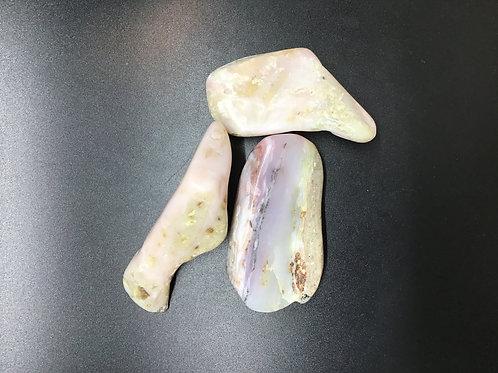 Pink Opal Large Polished