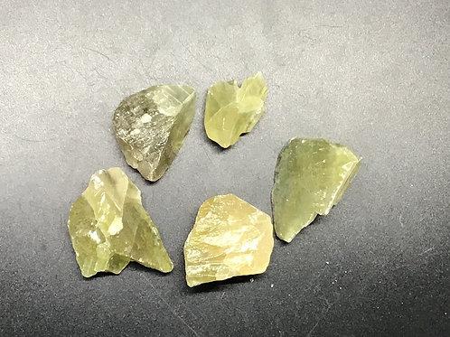 Calcite Green Raw