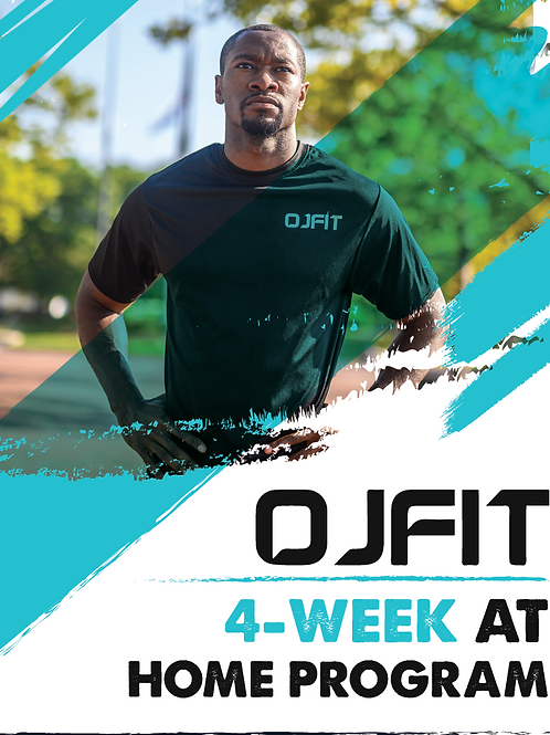 OJFit 4 Week At-Home Program