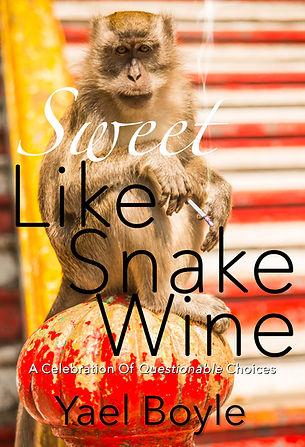 Ryan Powers Boyle book of essays, Sweet Like Snake Wine.